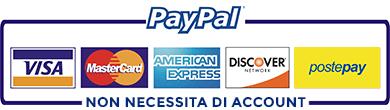 Servizio pagamento Paypal